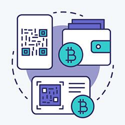 کیف پول کاغذی بیت کوین (Bitaddress.org)