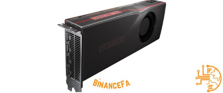 کارت گرافیک Radeon RX ۵۷۰۰ XT
