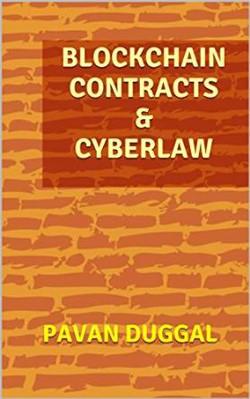 کتاب قرارداد های بلاک چین و قانون سایبری
