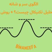 الگوی سر و شانه در تحلیل تکنیکال چیست؟ + روش معامله