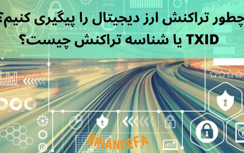 چطور تراکنش ارز دیجیتال را پیگیری کنیم؟ TXID یا شناسه تراکنش چیست؟